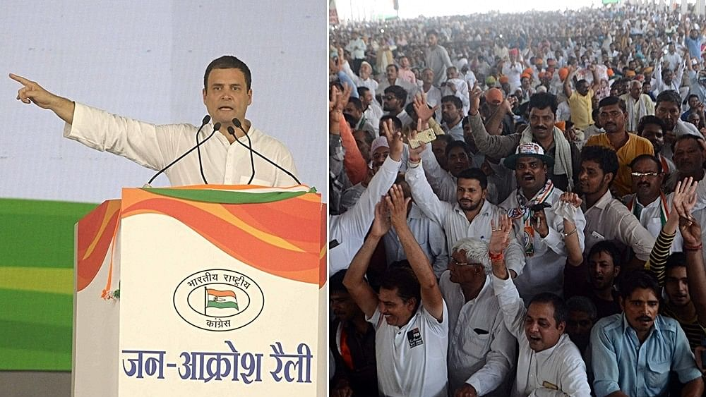 As Rahul showed at Ramlila, change of power must start from streets