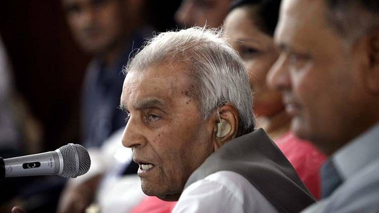 Former Delhi HC Chief Justice Rajinder Sachar passes away