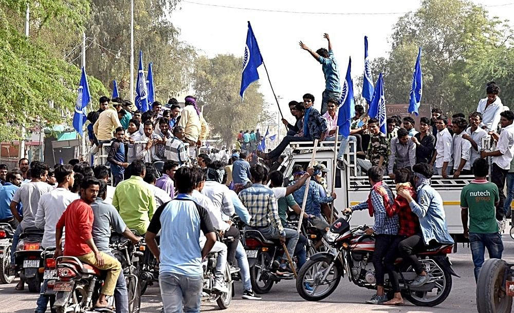 Rajasthan shows why Dalits are so angry