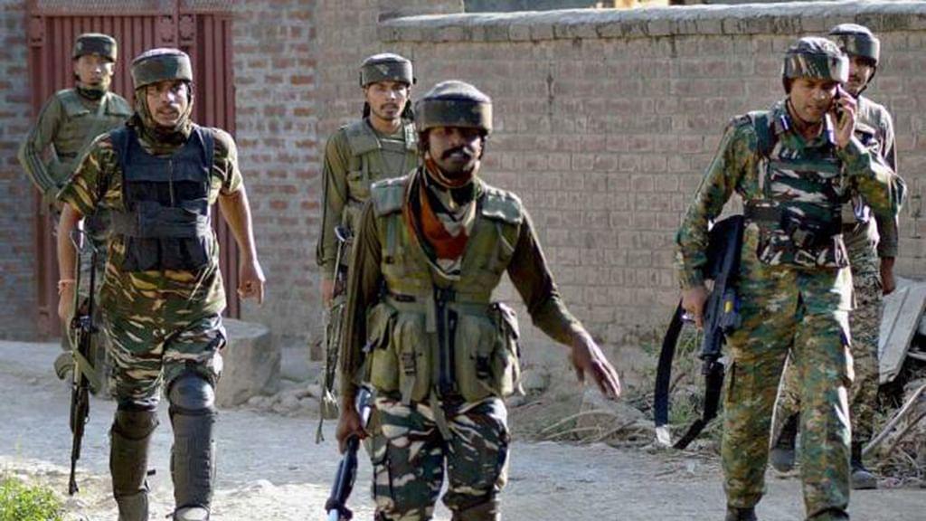 Four killed, 40 injured during Kashmir gunfight