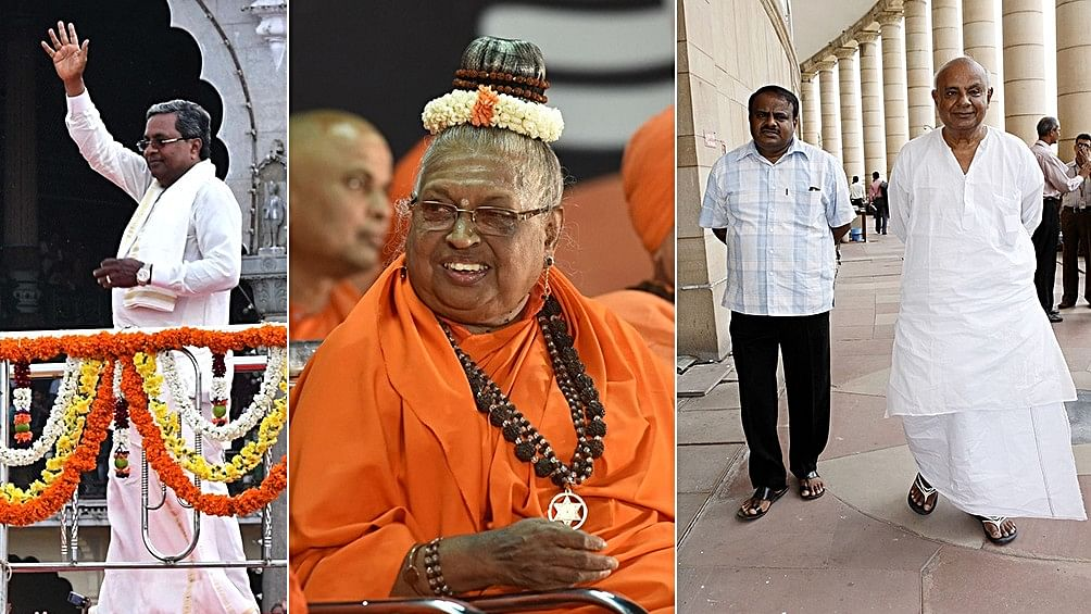 Deve Gowda and Lingayat factors: 'Known Unknowns' in Karnataka polls