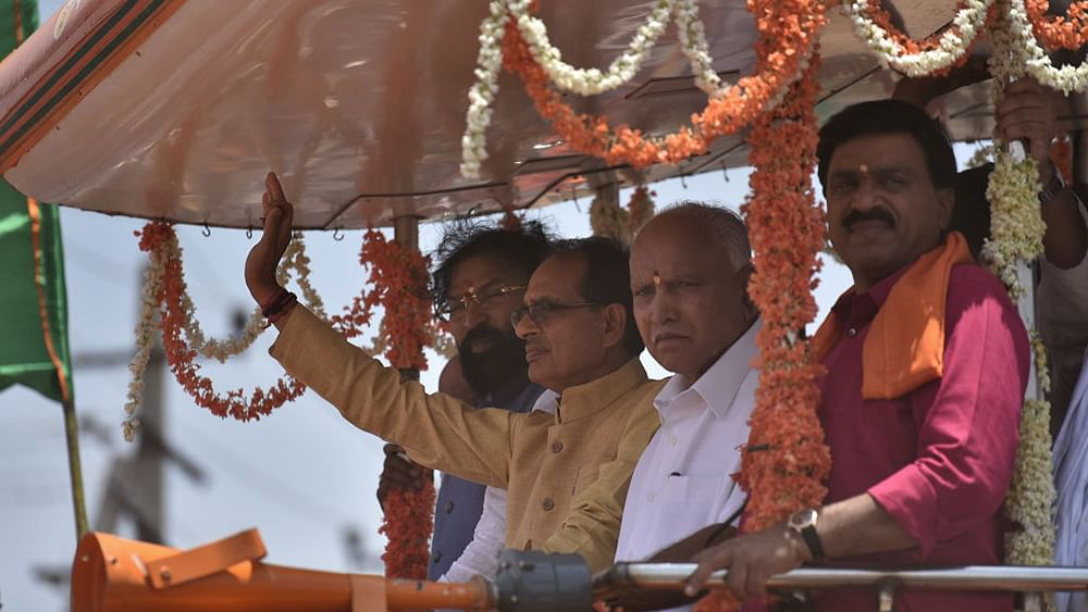 Congress to BJP on Reddy brothers: No one stole ₹35,000 crore?