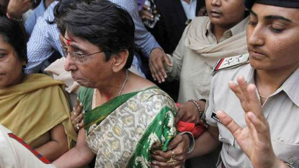 "Naroda Patiya case: Congress terms Maya Kodnani's acquittal as ""mockery of justice"""