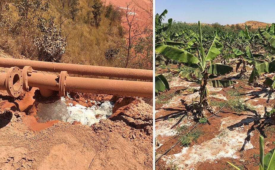 Andhra Pradesh villagers say uranium mining contaminating soil, water