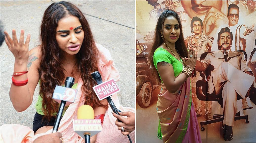 Telugu actress Sri Reddy: I stripped to  protest casting  couch culture