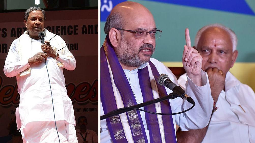 Siddaramaiah dares Yeddyurappa to contest from Varuna