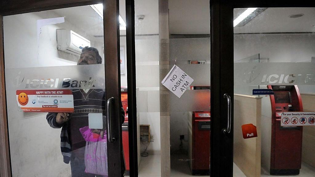 Statewide cash crunch reminds Gujaratis of demonetisation pain