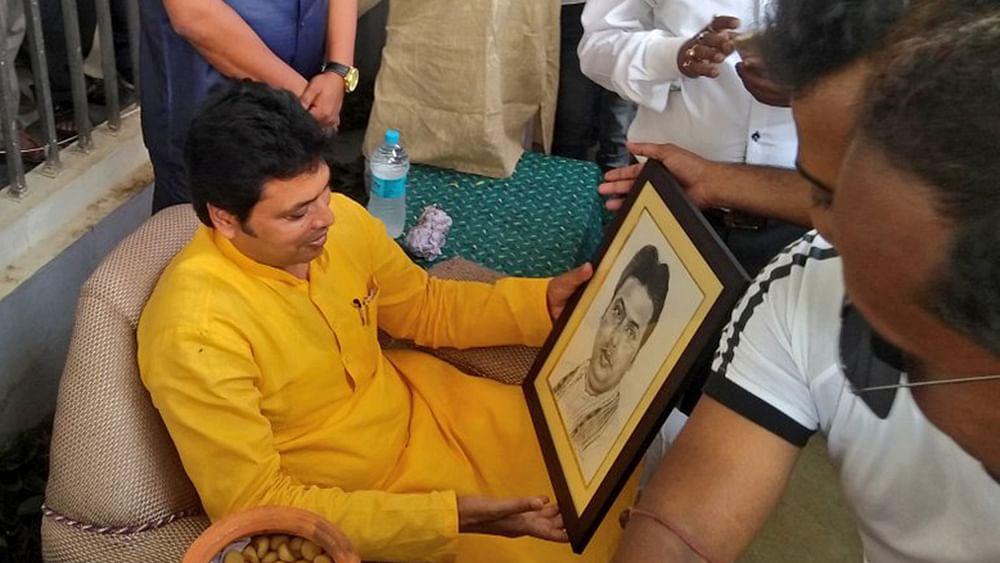 Tripura CM Biplab Deb says 50-year-old Internet is 5,000 years old