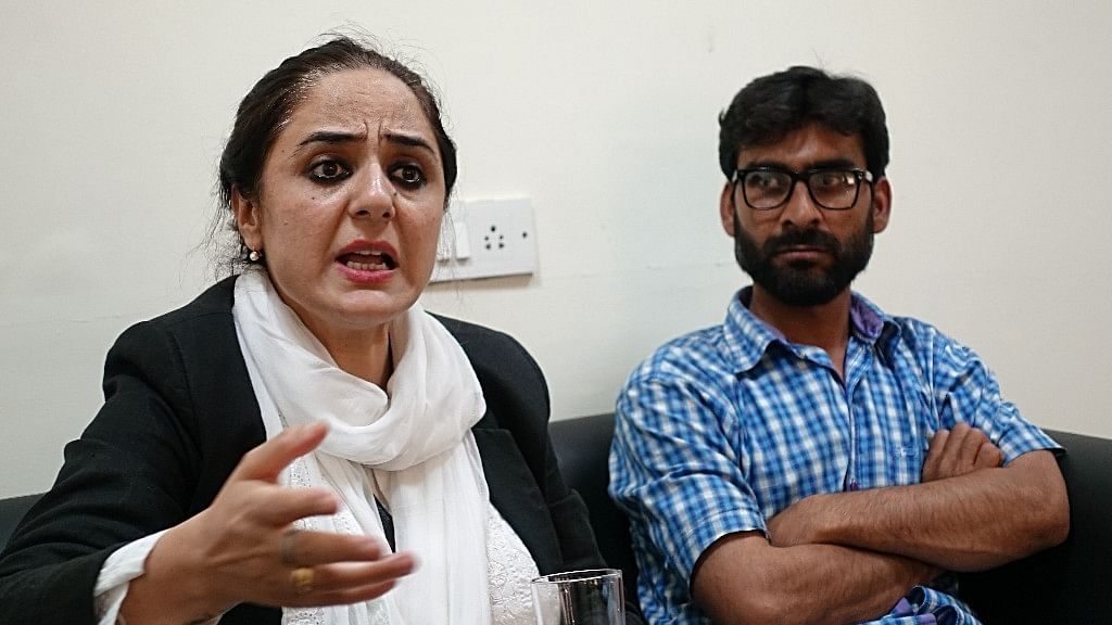 Watch: Kathua victim's  lawyers Deepika Singh Rajawat, Talib Hussain speak