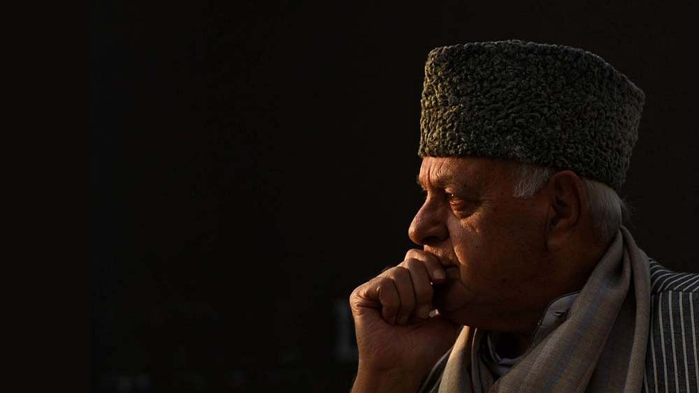 """Farooq Abdullah: """"Independence not an option for Kashmir; convert LoC into Line of Peace"""""""