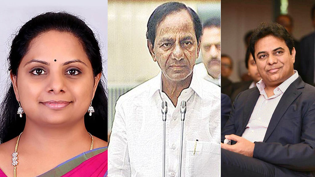 KCR associate challenges 'father-son-daughter-nephew' rule