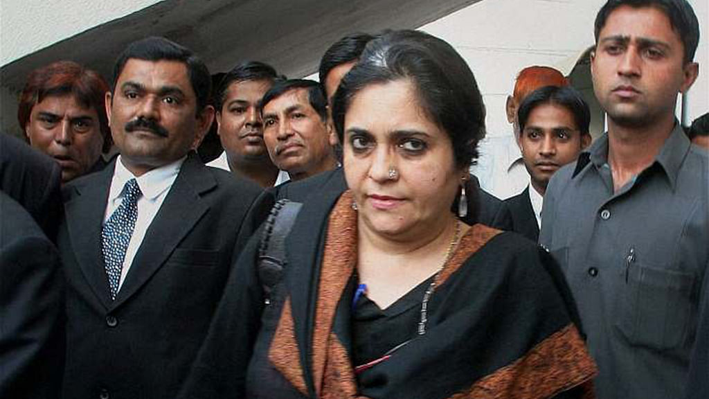 Gujarat Police preventing me from leaving the country, alleges Teesta Setalvad