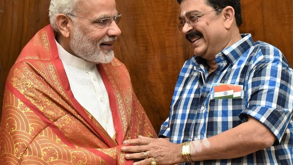 Women journos slam sexist comment by TN BJP leader SVe Shekher