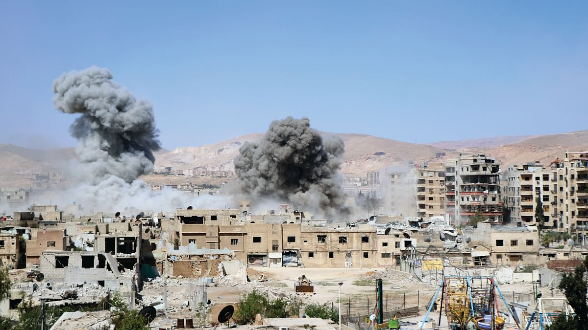 Syria War: Easy to start a war, hard to stop it