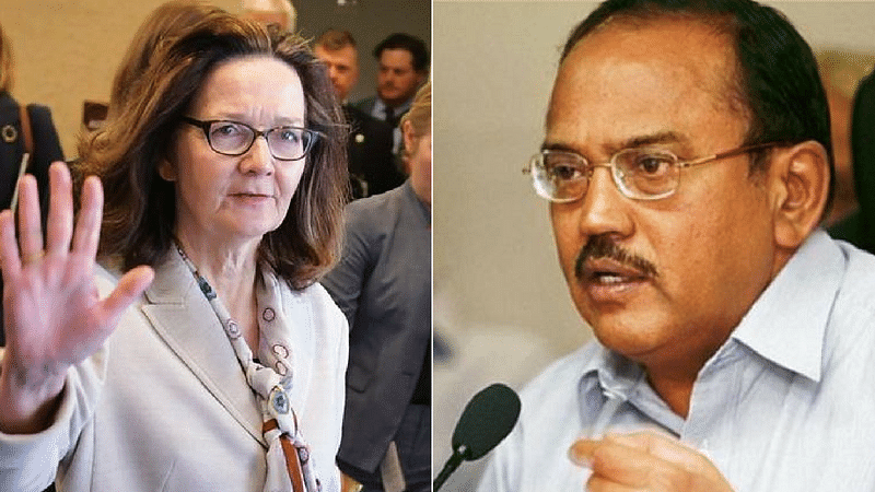 NSA Ajit Doval meets new CIA director Gina Haspel to assure  support