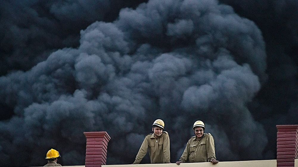 Bravehearts in the line of fire: Story of India's firefighters