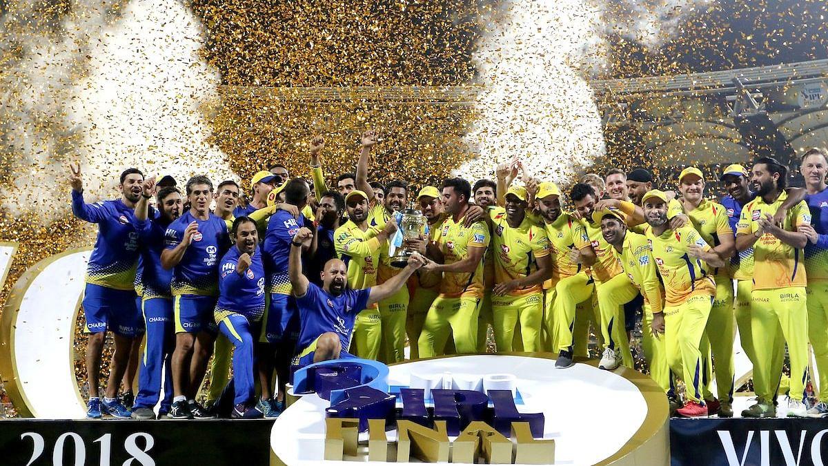 IPL 2018: Bollywood congratulates champion Chennai Super Kings