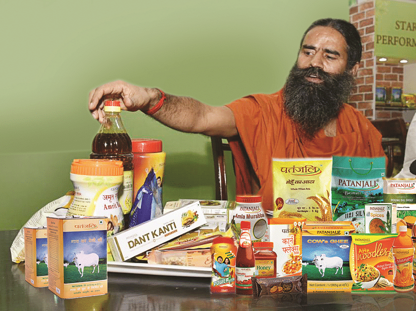 Ramdev's punishment is not charging him with sedition but a call to boycott his products