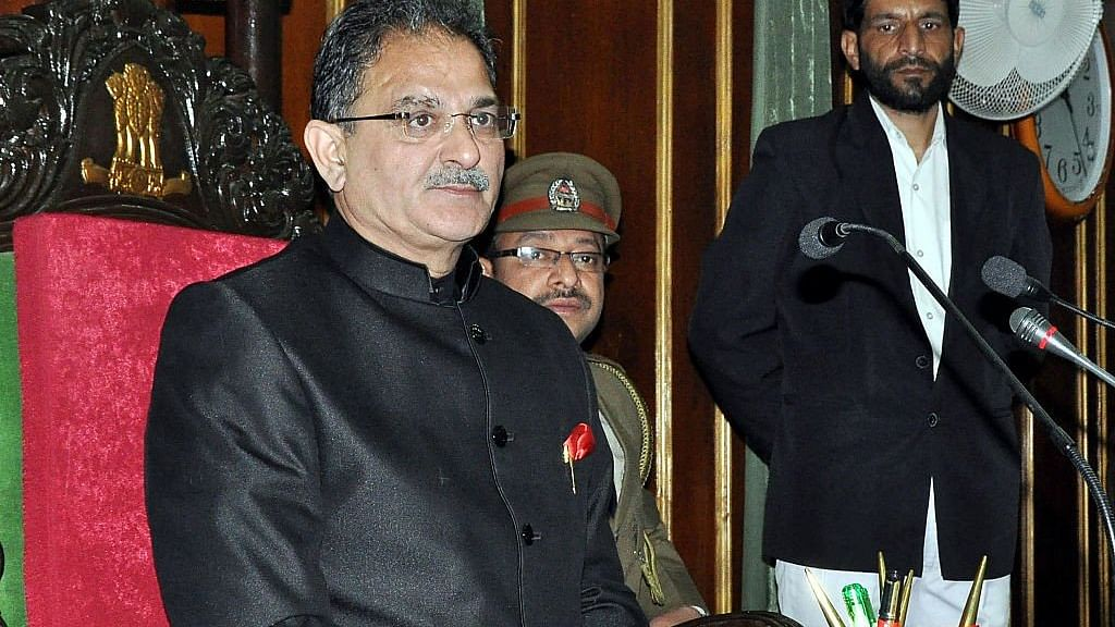 'A proud RSS man': Meet the new J&K Deputy Chief Minister