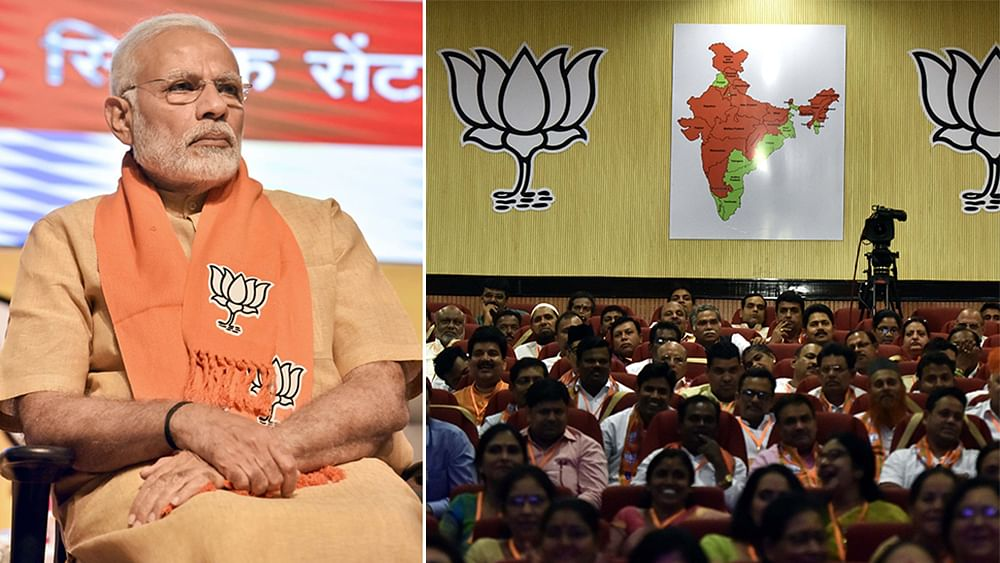 BJP's premature victory map—and south strategy—now lie in tatters