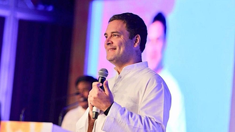 Rahul Gandhi is sticking like a bone in BJP's throat