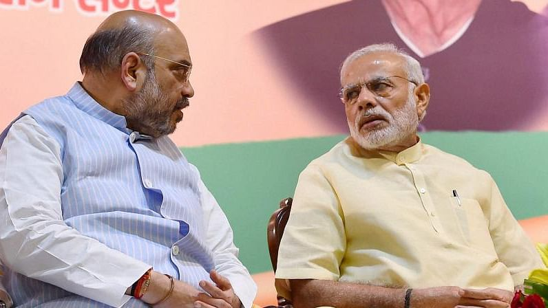Modi and Shah outwitted by JD(S) and Congress in Karnataka