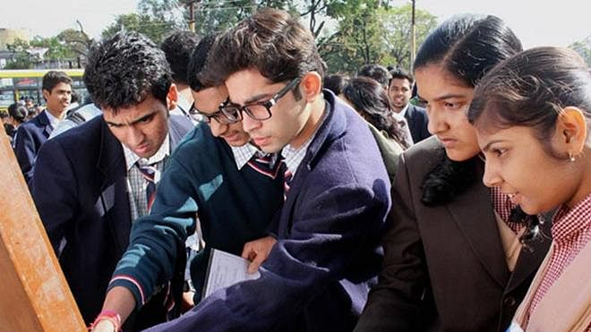 CBSE Class 10 results out, four share top position