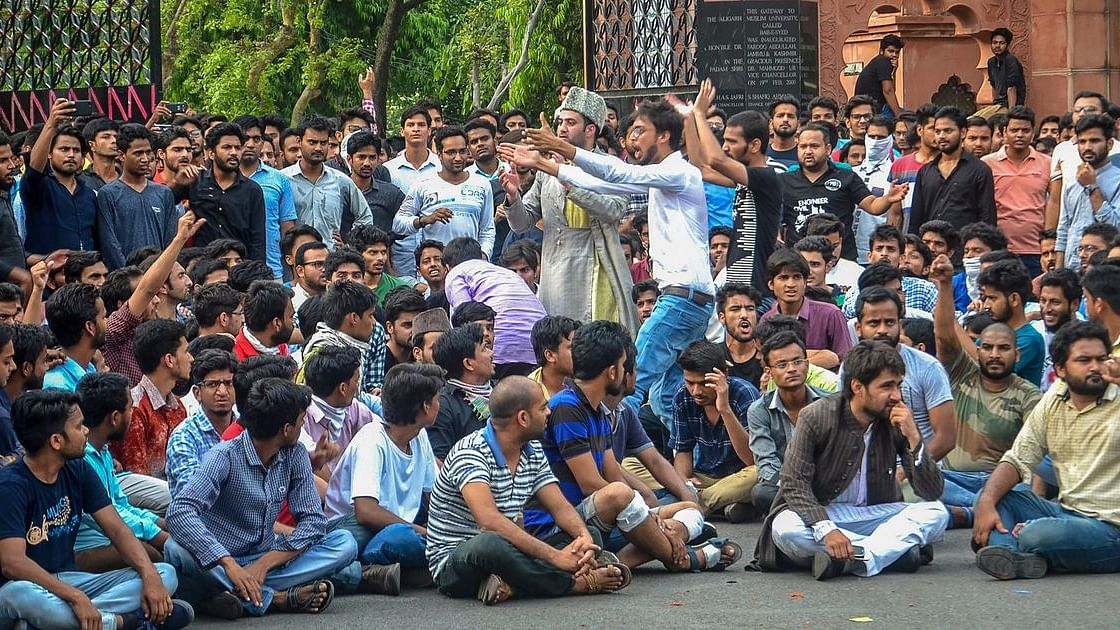 AMU clashes: Why should shakhas be established in educational institutions?