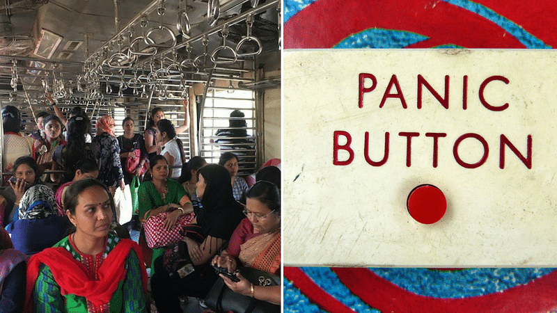 Railways to install 'panic button' in trains for women safety