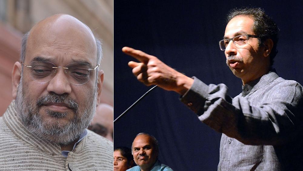 Maharashtra: Amit Shah rattled by Sena's tactics in Palghar bypoll