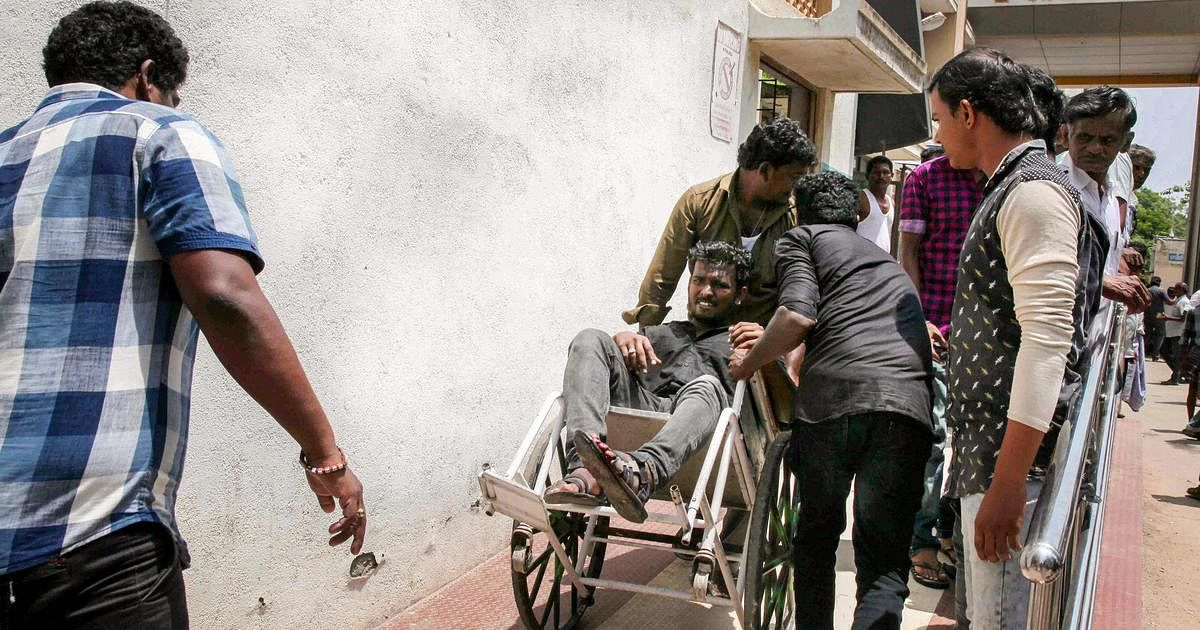 Thoothukudi firing: There are many questions that need to be answered