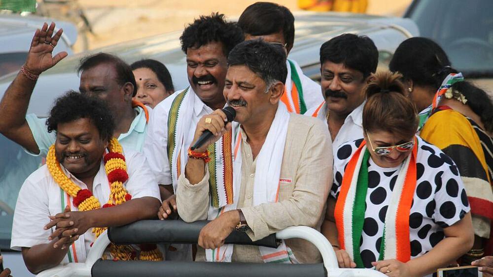 "Exclusive: DK Shivakumar on outwitting BJP's ""dirty politics"" in Karnataka"