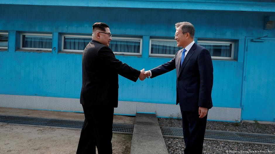 A war of diplomacy on the Korean peninsula