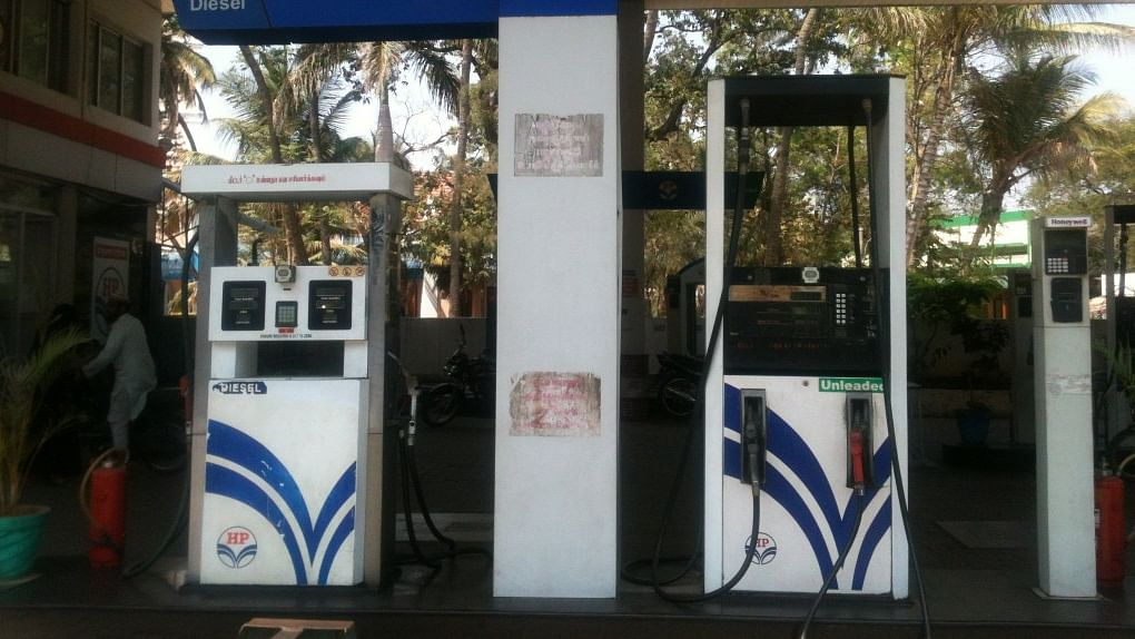 Not by 60 paise, petrol price cut merely by 1 paisa