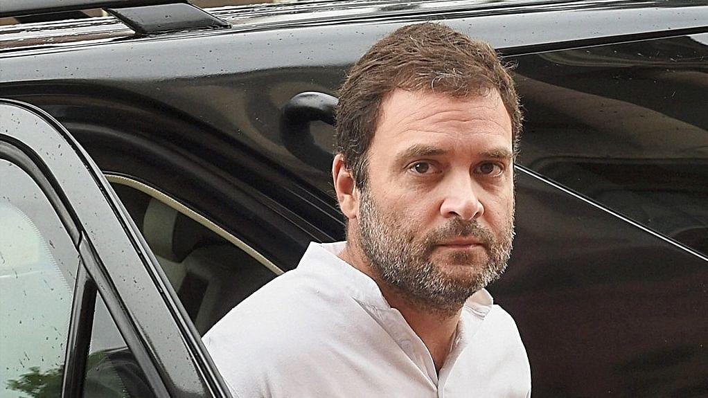 "Karnataka: ""Mockery of Constitution"" thunders Rahul after BSY sworn in"