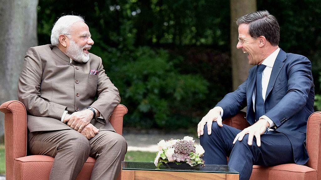 Dutch PM Mark Rutte urged to take up Hindu extremism in talks with PM Modi