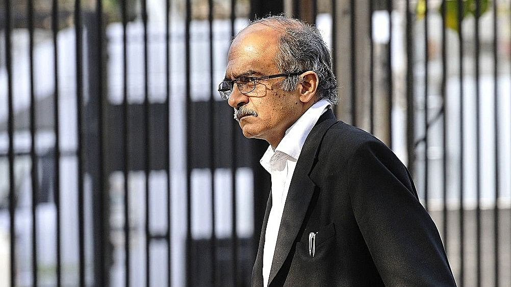 Prashant Bhushan files RTI on SC order setting up 5-judge bench for CJI impeachment dismissal case