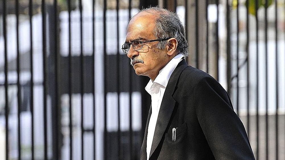 FIR against Prashant Bhushan for Javadekar tweet: SC grants 2 weeks' protection