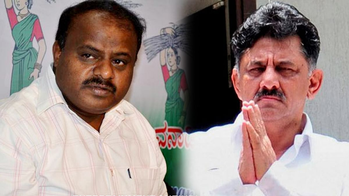 Karnataka Live Updates: Governor invites Kumaraswamy to form govt