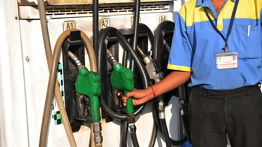 In border areas, people buying fuel from Nepal