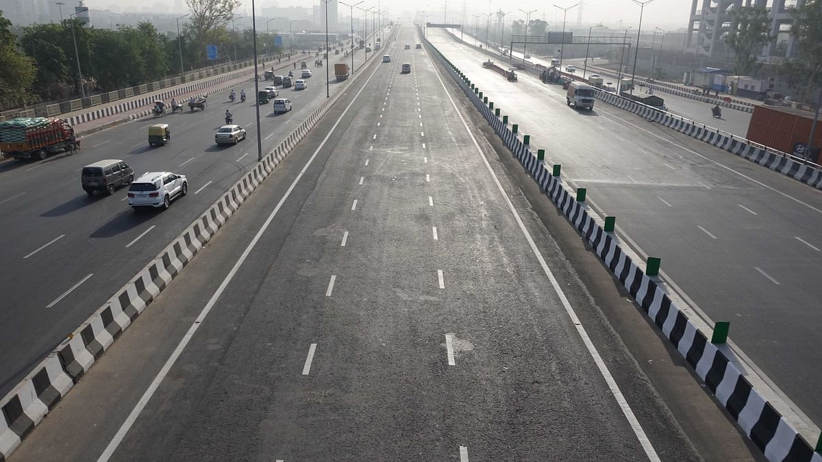 In pics: PM Modi to inaugurate ₹11,000 crore Eastern Peripheral Expressway on Sunday