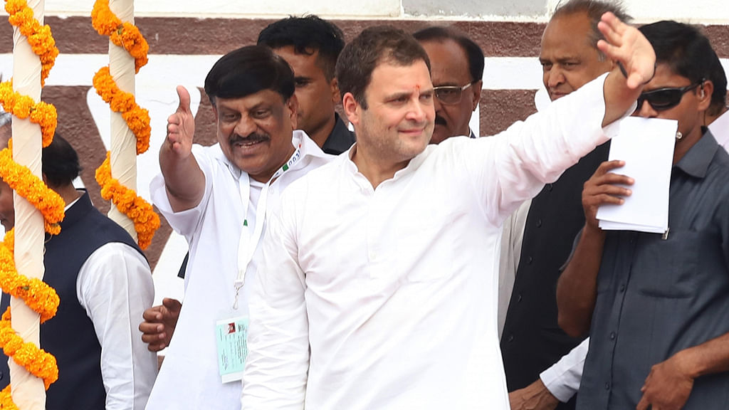 """Why is the BJP """"scared"""" of Rahul Gandhi's PM ambitions, asks Shiv Sena"""