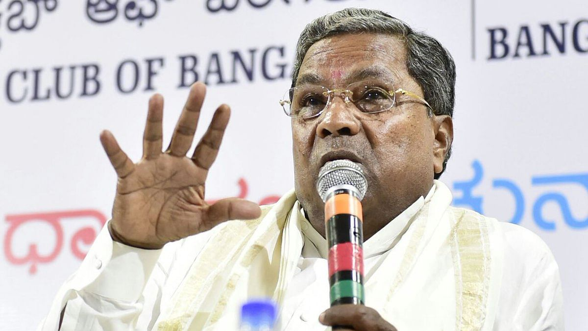 Siddaramaiah gives it back to BJP, PM Modi with series of sharp tweets