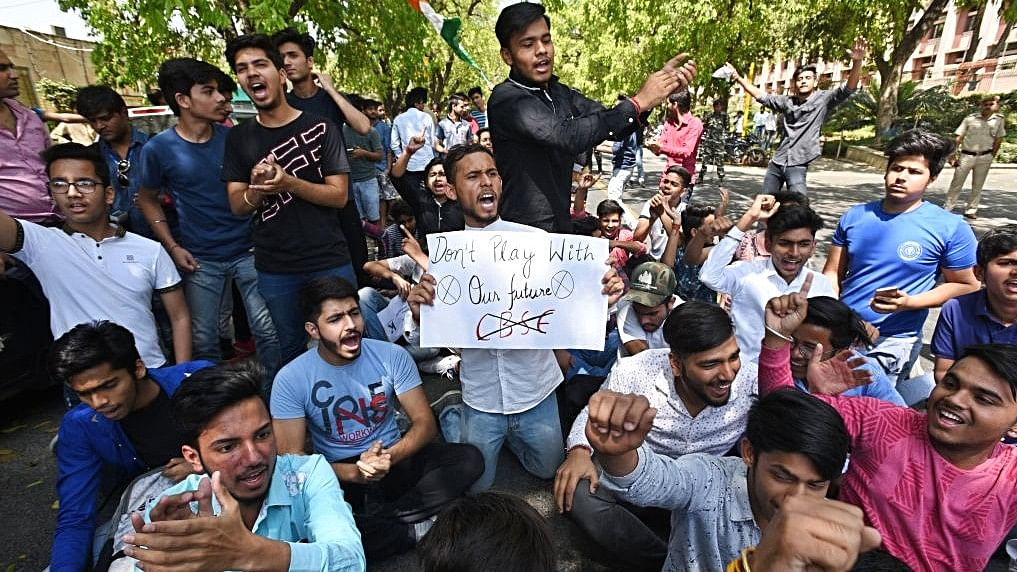 NSUI demands Modi Govt facilitate NEET exam within Tamil Nadu