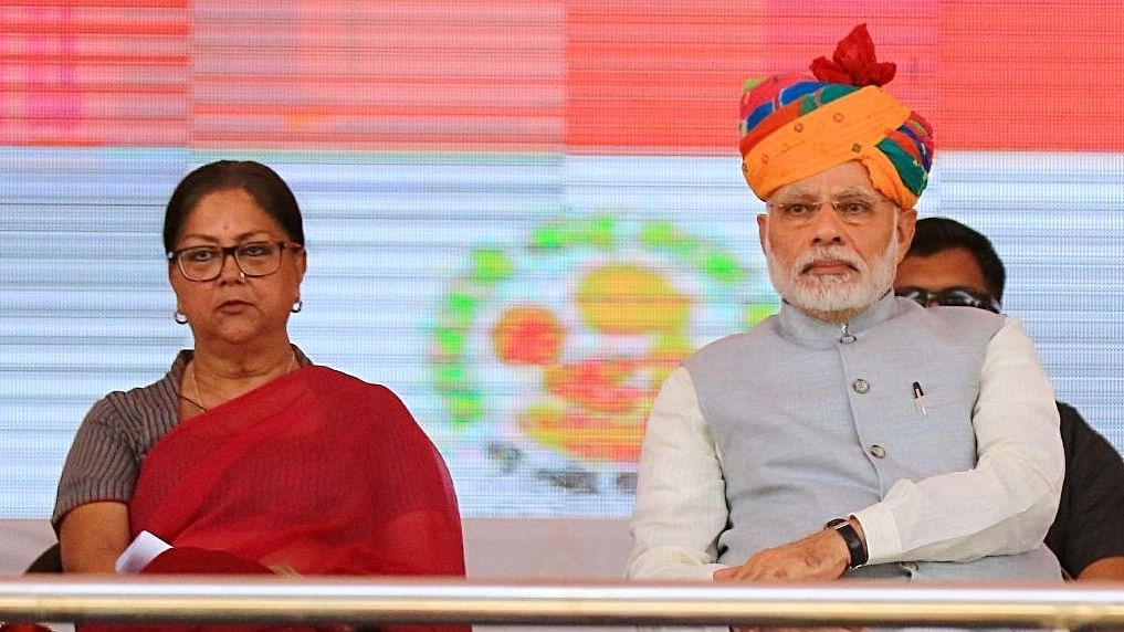 Rajasthan BJP in disarray as Raje staring match with Modi-Shah continues