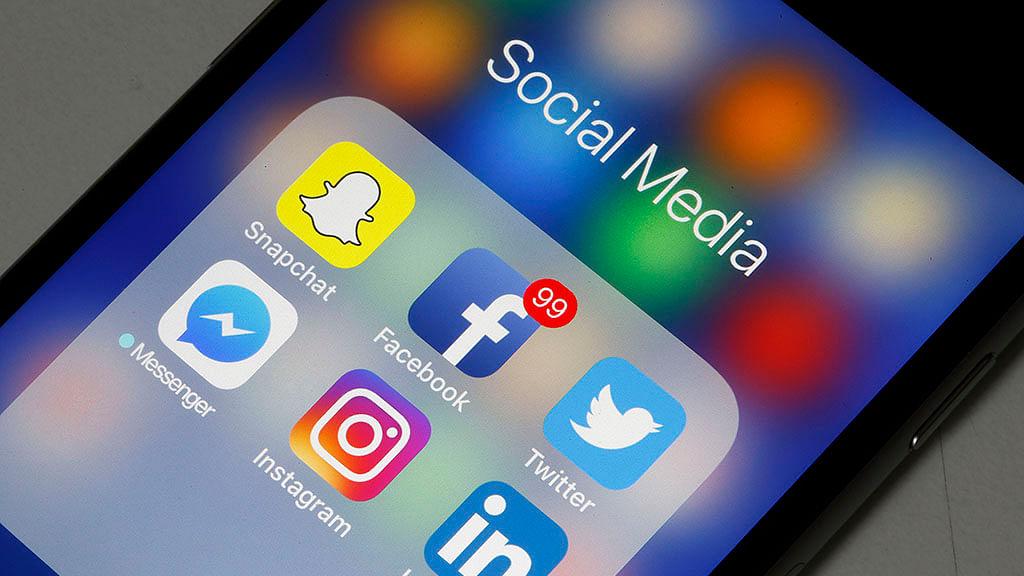 Social media – where  fake news spreads like wildfire