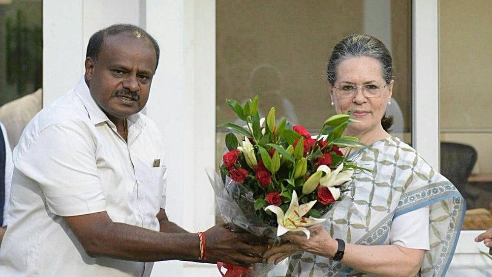 Karnataka: Sonia, Rahul will attend HD Kumaraswamy's swearing-in