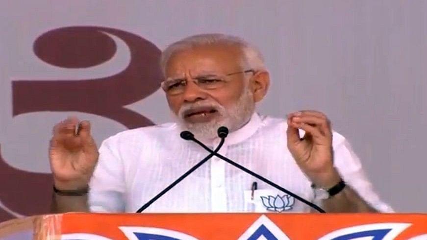 Photo courtesy: Twitter.com/BJP4India
