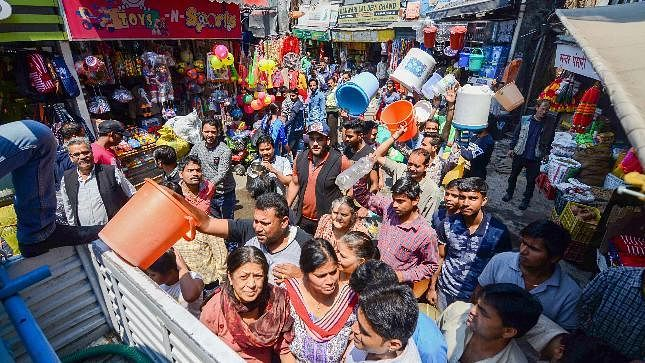 Himachal water crisis: Government schools in Shimla area to shut for a week