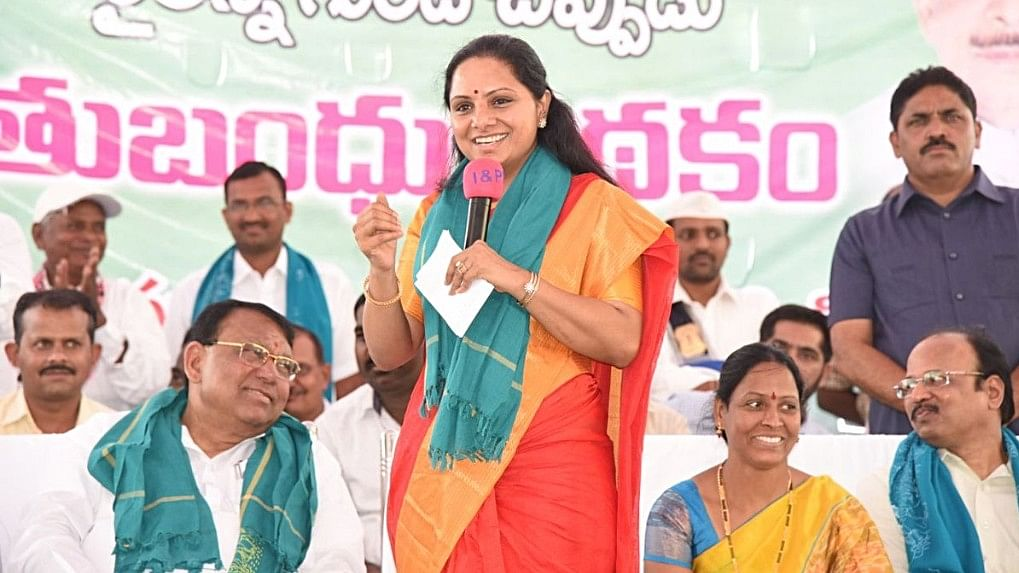 TRS MP Kalvakuntla Kavitha says KCR's Federal Front will be a reality